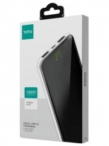 Power bank TOTU 10 000mAh, Fast Charge
