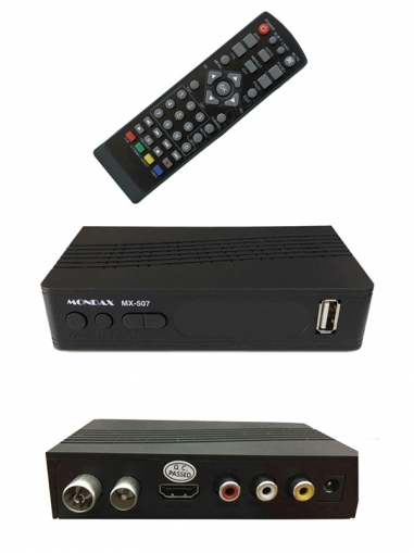 DVB-T  SET TOP BOX  Mondax HD